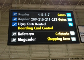 Antalya Flughafentransfer