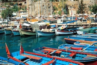 Antalya nach Alanya Shuttle