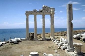 Antalya nach Side