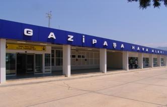 Flughafen Gazipasa